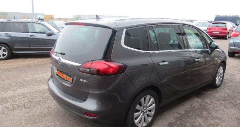 Opel Zafira TOURER 2.0 CDTI 130 ch  Cosmo Gris occasion à Saint Parres Aux Tertres - photo n°3