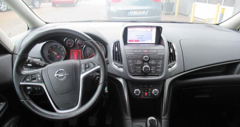 Opel Zafira TOURER 2.0 CDTI 130 ch  Cosmo Gris occasion à Saint Parres Aux Tertres - photo n°5