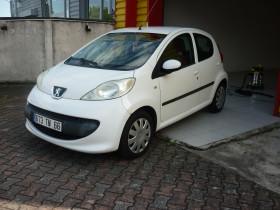 Peugeot 107 1.0 12v Urban Move 5p Blanc occasion à Portet-sur-Garonne - photo n°1