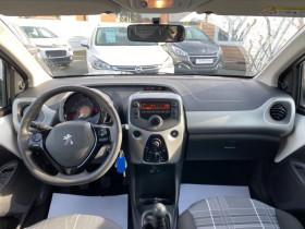 Peugeot 108 1.0 VTI 68CV ACTIVE CLIM Blanc occasion à Biganos - photo n°2