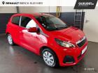 Peugeot 108 1.0 VTi Active 3p Rouge à Berck 62