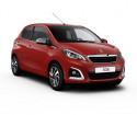 Peugeot 108 1.0 VTI ACTIVE 5P Rouge à Quimper 29