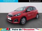 Peugeot 108 1.0 VTi Style 5p Rouge à Vire 14