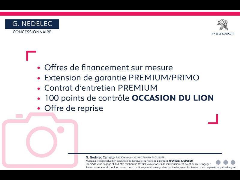 Peugeot 108 1.2 PureTech Style 5p Gris occasion à Carhaix-Plouguer - photo n°2