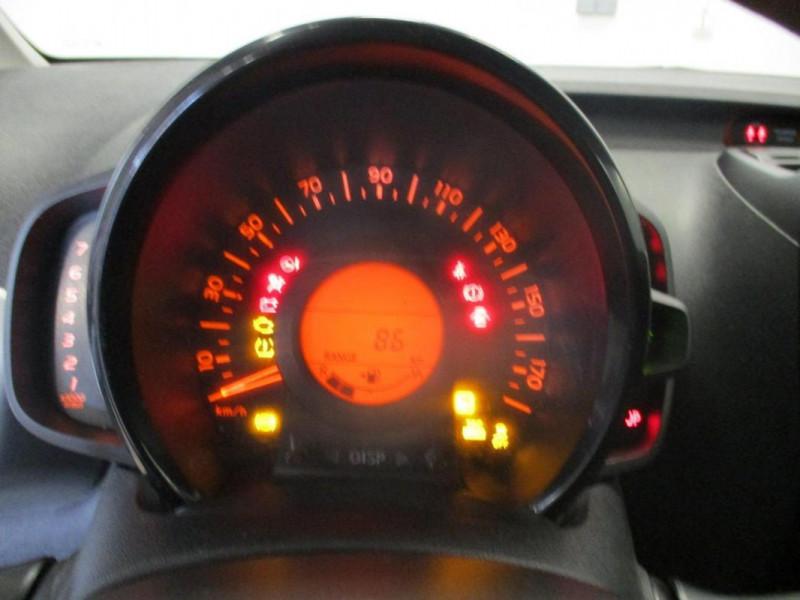 Peugeot 108 1.2 VTi 82ch BVM5 Allure TOP! Rouge occasion à CHERBOURG-EN-COTENTIN - photo n°11