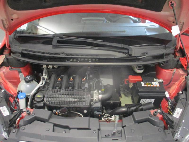 Peugeot 108 1.2 VTi 82ch BVM5 Allure TOP! Rouge occasion à CHERBOURG-EN-COTENTIN - photo n°6