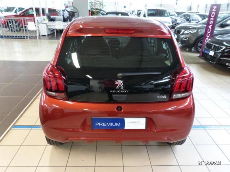 Peugeot 108 VTi 72 Allure S&S 85g 5p  occasion à Meaux - photo n°5