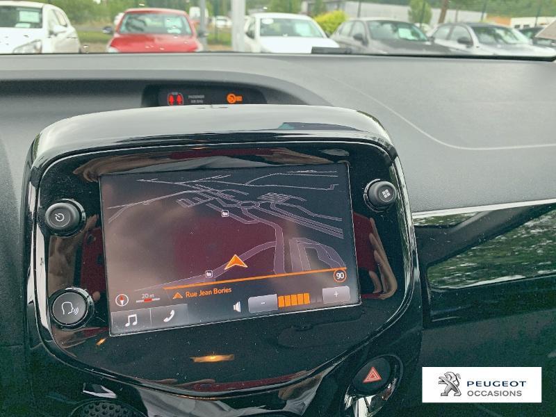Peugeot 108 VTi 72 Collection 5p Gris occasion à CASTRES - photo n°13