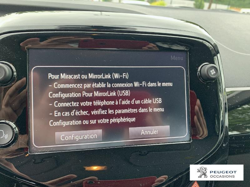 Peugeot 108 VTi 72 Collection 5p Gris occasion à CASTRES - photo n°14