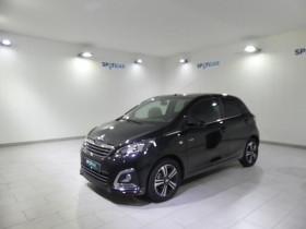 Peugeot 108 occasion 2019 mise en vente à Quimper par le garage Peugeot G.Nédélec Quimper - photo n°1