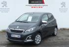 Peugeot 108 VTi 72 Style S&S 4cv 5p Gris  - annonce de voiture en vente sur Auto Sélection.com
