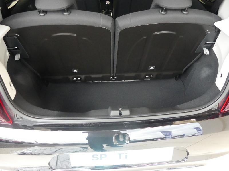 Peugeot 108 VTi 72 Style S&S 4cv 5p Noir occasion à Quimperlé - photo n°6