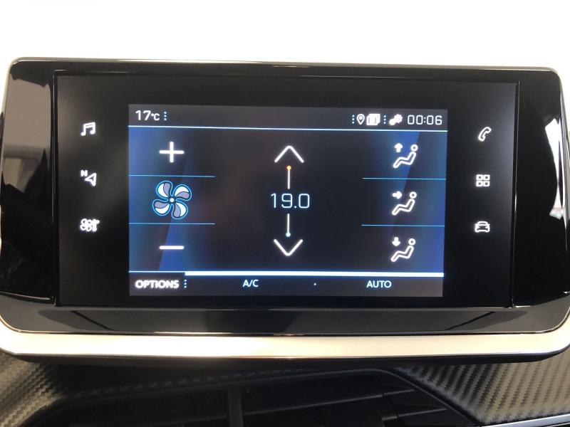 Peugeot 2008 1.2 PURETECH 100CH S&S ACTIVE Blanc occasion à FENOUILLET - photo n°7