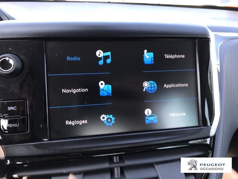 Peugeot 2008 1.2 PureTech 110ch Allure S&S EAT6 Blanc occasion à MAZAMET - photo n°15