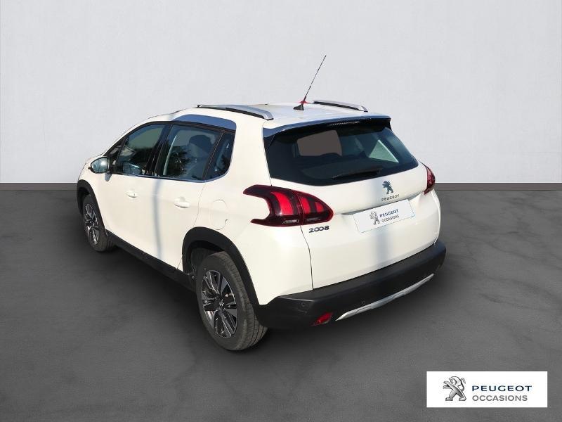 Peugeot 2008 1.2 PureTech 110ch Allure S&S EAT6 Blanc occasion à MAZAMET - photo n°7