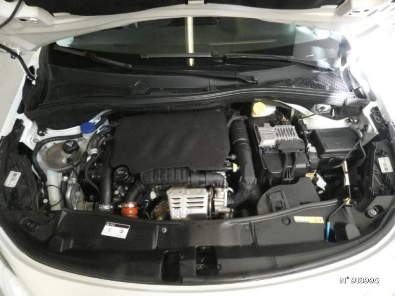 Peugeot 2008 1.2 PureTech 110ch Allure S&S EAT6 Blanc occasion à Cesson - photo n°12