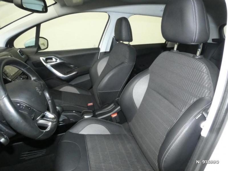 Peugeot 2008 1.2 PureTech 110ch Allure S&S EAT6 Blanc occasion à Cesson - photo n°9