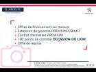 Peugeot 2008 1.2 PureTech 110ch Allure S&S EAT6 Noir à Carhaix-Plouguer 29