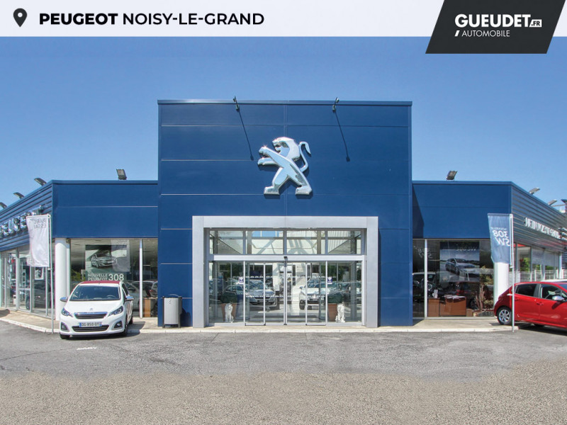 Peugeot 2008 1.2 PureTech 110ch Crossway S&S EAT6 Gris occasion à Noisy-le-Grand - photo n°17
