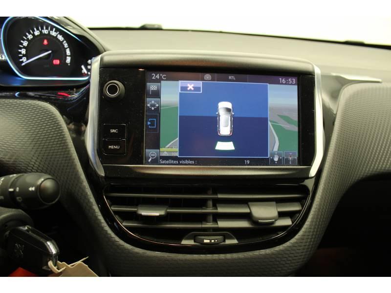 Peugeot 2008 1.2 PureTech 110ch S&S BVM5 Allure Gris occasion à Saint-Pierre-du-Mont - photo n°13