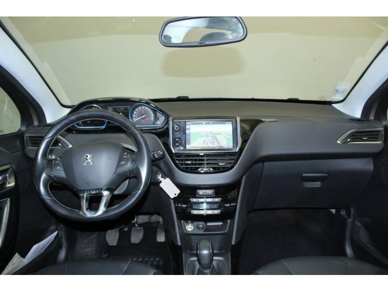 Peugeot 2008 1.2 PureTech 110ch S&S BVM5 Allure Gris occasion à Saint-Pierre-du-Mont - photo n°7