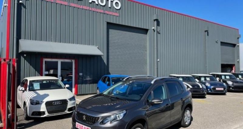 Peugeot 2008 1.2 PURETECH 130CH E6.C SIGNATURE S&S Gris occasion à ORANGE