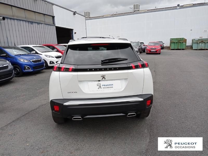 Peugeot 2008 1.2 PureTech 130ch S&S Allure Pack Blanc occasion à Albi - photo n°5