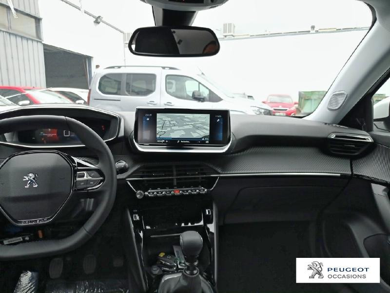 Peugeot 2008 1.2 PureTech 130ch S&S Allure Pack Blanc occasion à Albi - photo n°8