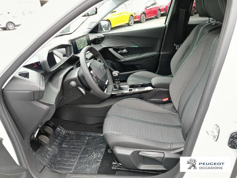 Peugeot 2008 1.2 PureTech 130ch S&S Allure Pack Blanc occasion à Albi - photo n°9