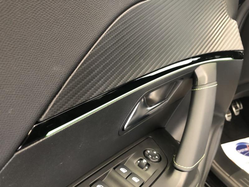 Peugeot 2008 1.2 PURETECH 130CH S&S GT LINE 7CV Noir occasion à FENOUILLET - photo n°9