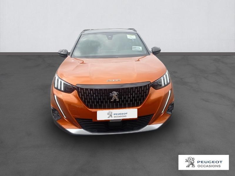Peugeot 2008 1.2 PureTech 130ch S&S GT Orange occasion à Albi - photo n°2