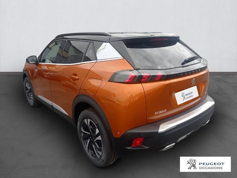 Peugeot 2008 1.2 PureTech 130ch S&S GT Orange occasion à Albi - photo n°3