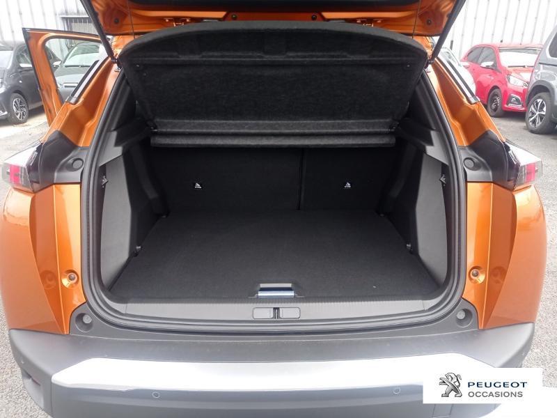 Peugeot 2008 1.2 PureTech 130ch S&S GT Orange occasion à Albi - photo n°7