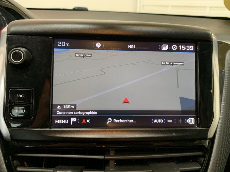 Peugeot 2008 1.2i PureTech 12V 82 CH Style Blanc occasion à Lormont - photo n°7