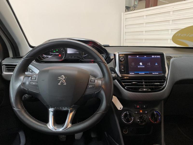 Peugeot 2008 1.2i PureTech 12V 82 CH Style Blanc occasion à Lormont - photo n°4
