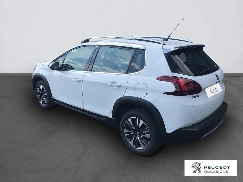 Peugeot 2008 1.5 BlueHDi 100ch E6.c Allure Blanc occasion à Albi - photo n°3