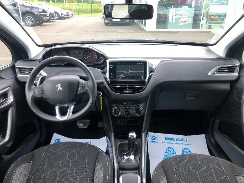 Peugeot 2008 1.6 BlueHDi 100ch Active Business S&S ETG6 Gris occasion à Gien - photo n°6
