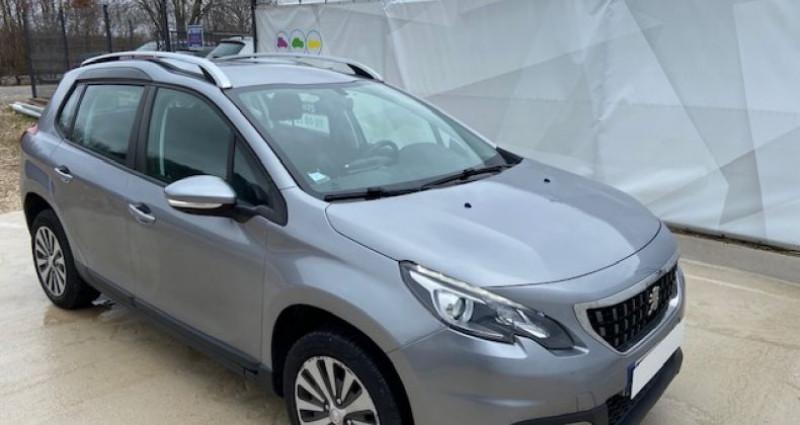 Peugeot 2008 1.6 BLUEHDI 100CH ACTIVE BUSINESS S&S Gris occasion à Tarcenay