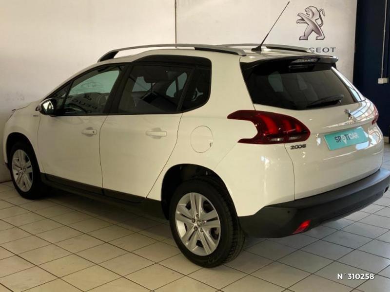 Peugeot 2008 1.6 BlueHDi 100ch Style Blanc occasion à Noisy-le-Grand - photo n°4