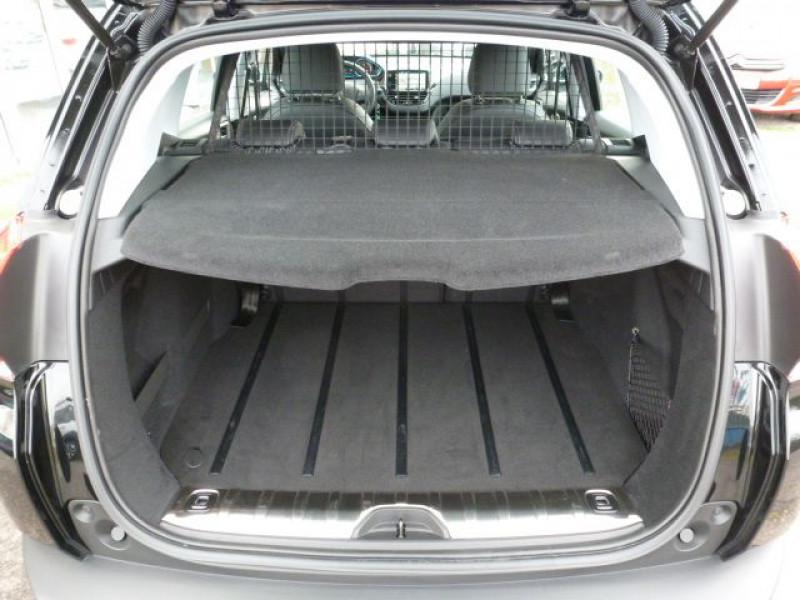 Peugeot 2008 1.6 BLUEHDI 120CH ALLURE S&S Noir occasion à TOULOUSE - photo n°5