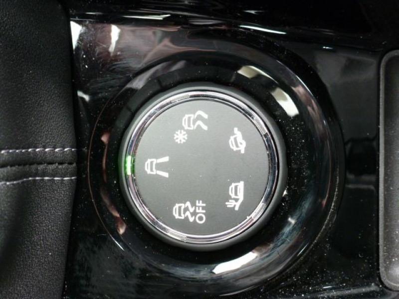 Peugeot 2008 1.6 BLUEHDI 120CH ALLURE S&S Noir occasion à TOULOUSE - photo n°9
