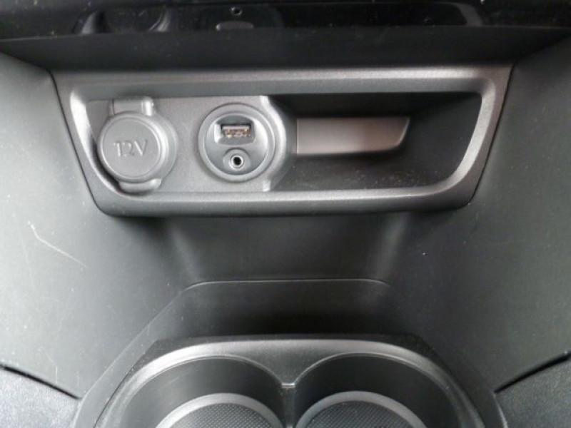 Peugeot 2008 1.6 BLUEHDI 120CH ALLURE S&S Noir occasion à TOULOUSE - photo n°17