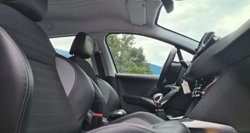 Peugeot 2008 1.6 e-hdi 115 allure 10/2013 GRIP CONTROL 1°MAIN SEMI CUIR  occasion à Frontenex - photo n°4