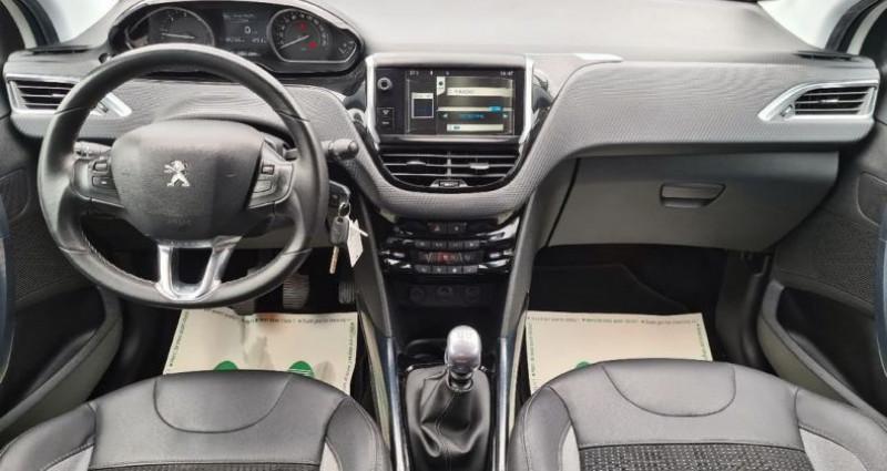 Peugeot 2008 1.6 e-hdi 115 allure 10/2013 GRIP CONTROL 1°MAIN SEMI CUIR  occasion à Frontenex - photo n°5