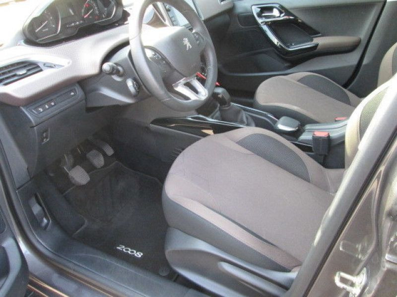 Peugeot 2008 1.6 e-HDi 92 Active Gris occasion à Beaupuy