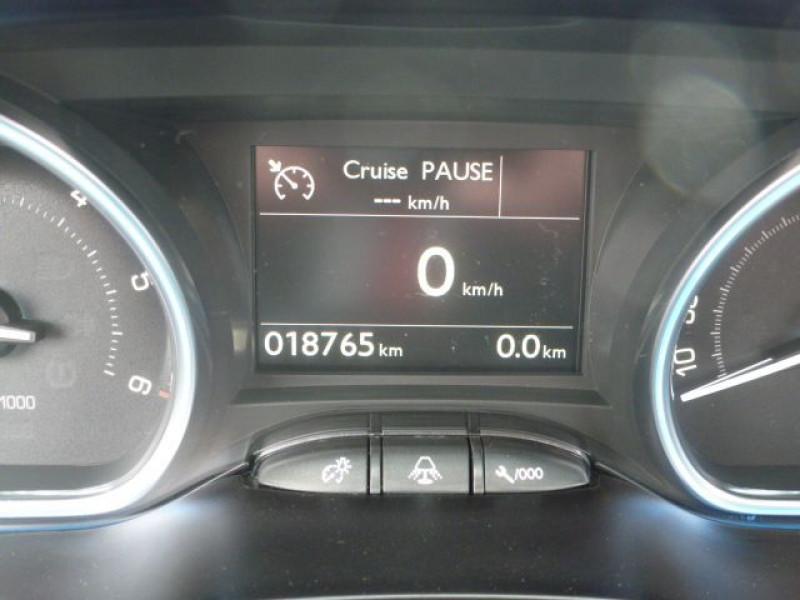 Peugeot 2008 1.6 E-HDI115 FAP ALLURE Noir occasion à TOULOUSE - photo n°8