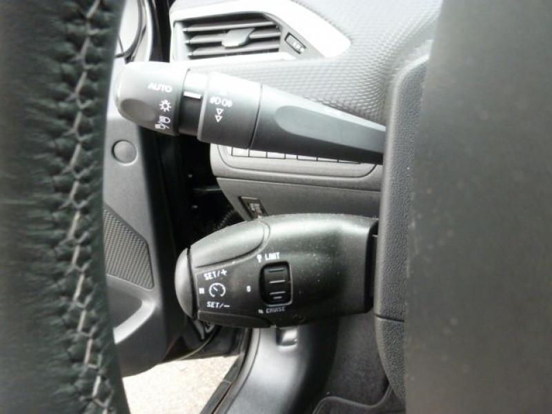 Peugeot 2008 1.6 E-HDI115 FAP ALLURE Noir occasion à TOULOUSE - photo n°19