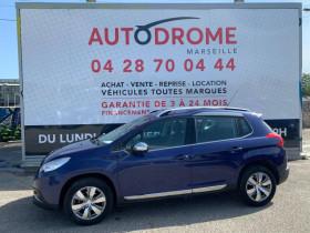 Peugeot 2008 Bleu, garage AUTODROME à Marseille 10