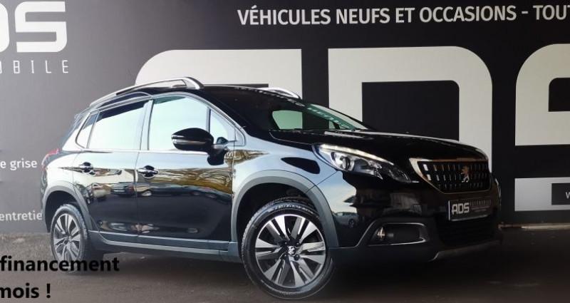 Peugeot 2008 Allure Business S&S EAT6 Noir occasion à Diebling
