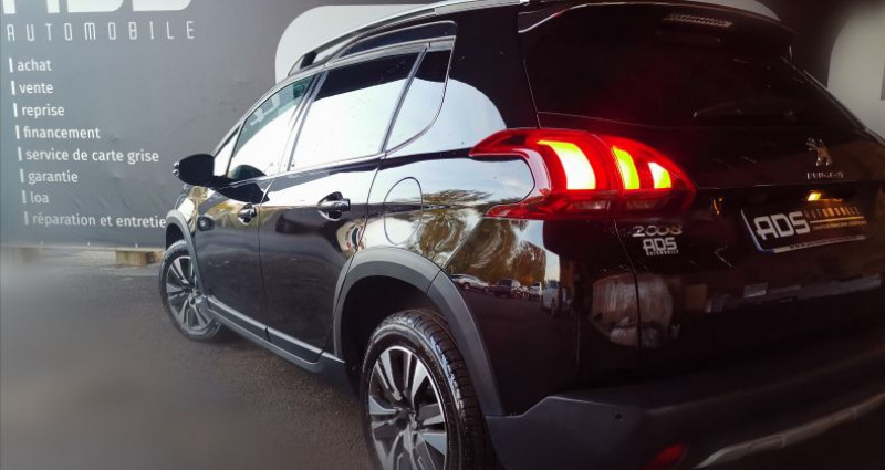 Peugeot 2008 Allure Business S&S EAT6 Noir occasion à Diebling - photo n°4